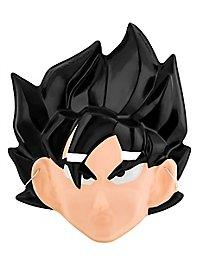 Dragonball Z Goku Kindermaske aus Kunststoff