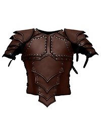 Leather Armour - Dragon Rider brown