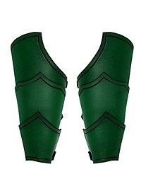 Bracers - Dragon Rider green