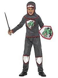 Dragonslayer knight costume for children