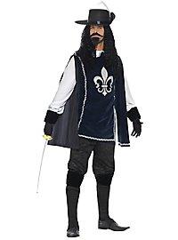 Draufgängerischer Musketier Kostüm