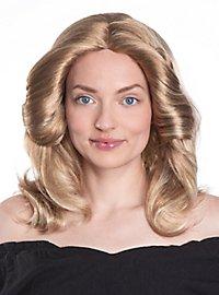Drôle de dame blonde Perruque