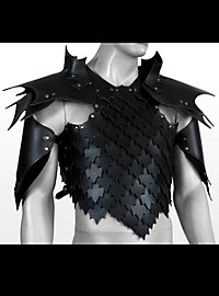 Drow Leather Scale Cuirass