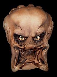 Dschungelbestie Maske aus Schaumlatex