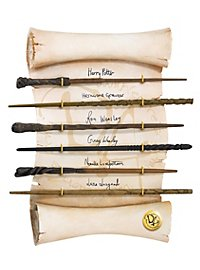 Dumbledore's Army Magic Wand Collection