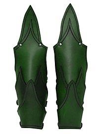 Armschienen - Dunkelelf grün