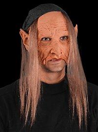 Dunkle Hexe Maske