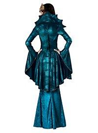 Dunkle Königin Kostüm