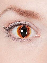 Dunkler Herrscher Kontaktlinsen