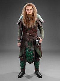 Dwarf Leather Armor Set green & brown