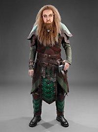 Armour Set - Dwarf green-brown