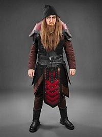 Armour Set - Dwarf red-black