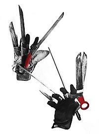 Edward mit den Scherenhänden Handschuh Set