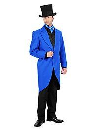 Edwardian Waistcoat blue