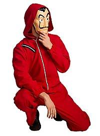 Einbrecher Kostüm