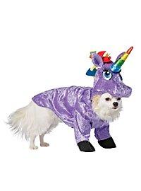Einhorn Hundekostüm