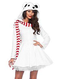 Eisbär Hoodie Dress
