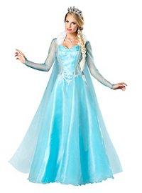Eisige Königin Kostüm