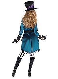 Elegante Hutmacherin Kostüm
