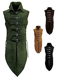 Leather Jerkin - Wood Elf