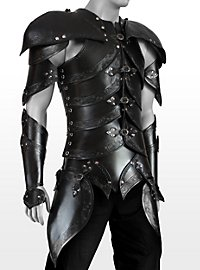 Elf Leather Armor black