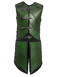 Leather Armour - Elf Warrior green