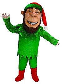 Elfe de Noël Mascotte