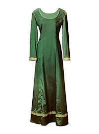 Emerald Dress green
