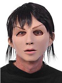 Emo Kid Maske