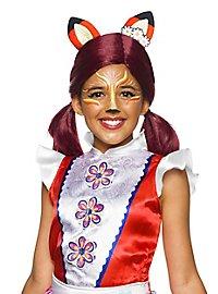 Enchantimals Felicity Fox children wig