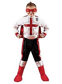 England Fan Kinderkostüm