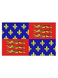 Englische Königsflagge