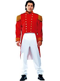 English Fleet Admiral Costume