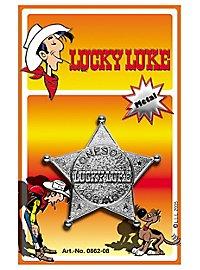 Étoile de shérif Lucky Luke
