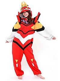 Neon Genesis Evangelion Kigurumi Kostüm Asuka