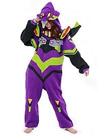 Neon Genesis Evangelion Kigurumi Kostüm Shinji