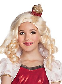 Ever After High Apple White Kids Wig