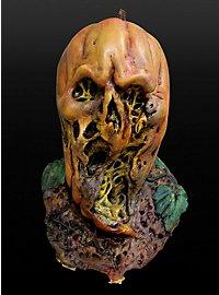 Evil Pumpkin Maske aus Latex
