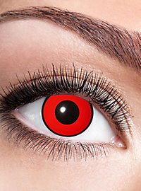 Exorcist contact lens with diopters