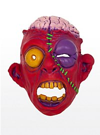 Eye for an Eye Latex Half Mask