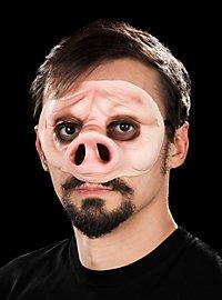 Eye Mask Piggy Made of Latex