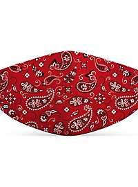 Fabric mask bandana