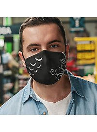 Fabric mask Batcave