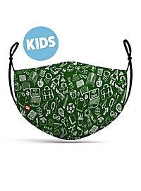 Fabric mask for children school