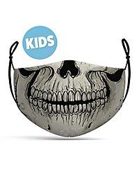 Fabric mask for children Skull