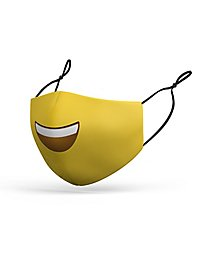 Fabric mask for children Smiley