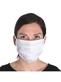 Fabric mask made of organic cotton