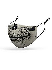 Fabric mask skull