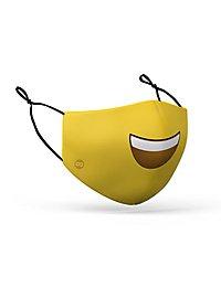 Fabric mask smiley