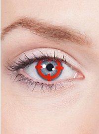 Fadenkreuz Kontaktlinsen